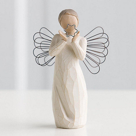 Willow Tree - Natural +Bright Star+ figurine
