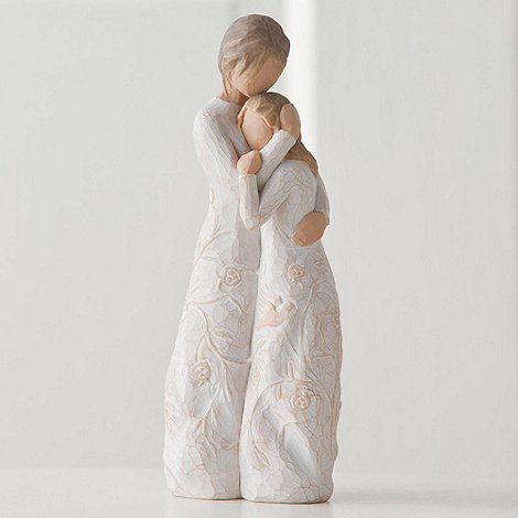 Willow Tree - Natural +Close To Me+ figurine
