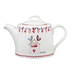 Queens by Churchill - Alex Clark teapot