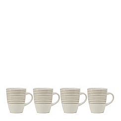Home Collection - Set of four stoneware mug set