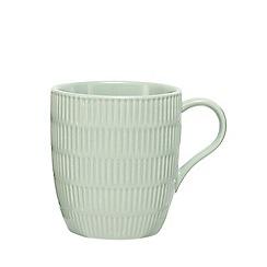 Home Collection - Turquoise textured mug