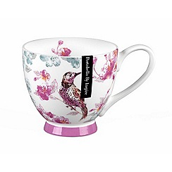 Inspire - Forest bird song footed mug