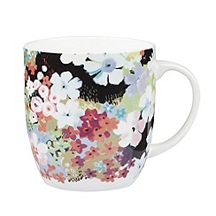 Queens by Churchill - Collier Campbell Sketchbook Olive Mug