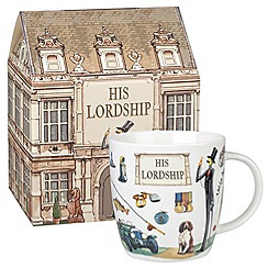 Queens by Churchill - 'His Lordship' mug