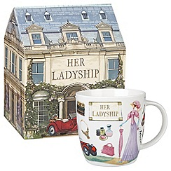 Queens by Churchill - 'Her Ladyship' mug
