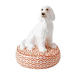 Royal Doulton - Ollie' dog ornament