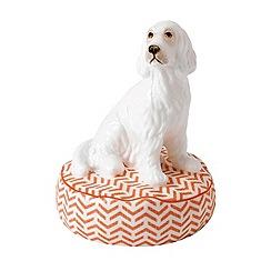 Royal Doulton - 'Ollie' dog shaped ornament
