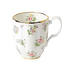 Royal Doulton - Meadow 100 years of royal albert mug (1920)