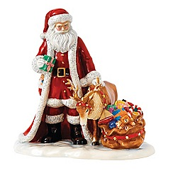 Royal Doulton - 'Holiday Magic' Father Christmas figure 2016