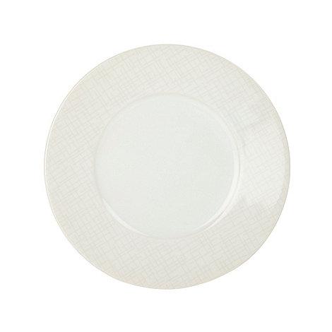 RJR.John Rocha - Designer stoneware +Linear+ side plate