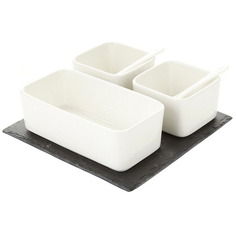 Denby - James Martin six-piece dipping set