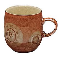 Denby - 'Fire Chilli' curved mug