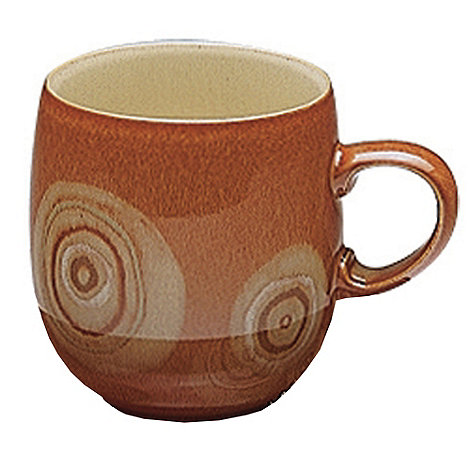 Denby - Fire Chilli curved mug