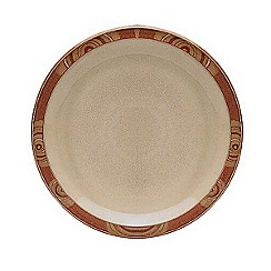 Denby - Fire Chilli dinner plate