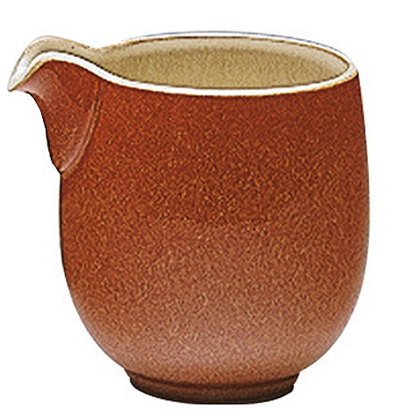 Denby - Orange +Fire+ small jug
