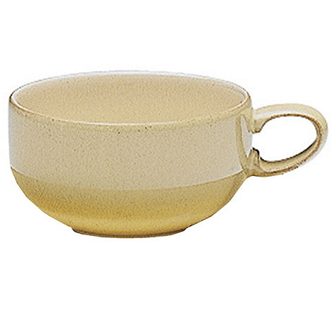 Denby - Fire stoneware teacup