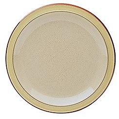 Denby - Fire dessert plate