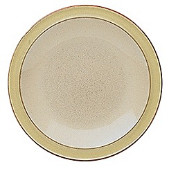 Denby - Fire tea plate