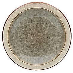 Denby - Fire dinner plate
