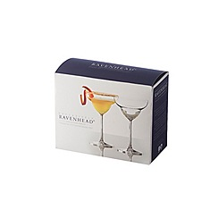Rayware - 'Finesse Collection' set of 2 cocktail glasses