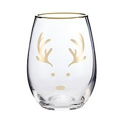 Creative Tops - Reindeer tumbler