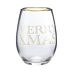 Creative Tops - 'Merry Christmas' tumbler