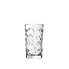 Royal Crystal Rock - 'Laurus' 6 pack of hi-ball glasses