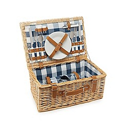 Home Collection - Natural two person picnic hamper