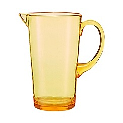Ben de Lisi Home - Yellow large plastic jug