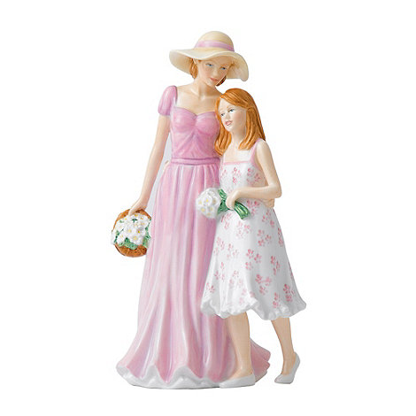 Royal Doulton - Pink +Mother+s Day+ figure of 2013