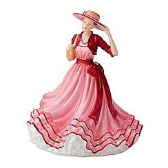 Royal Doulton - Pink 'Kate' figurine