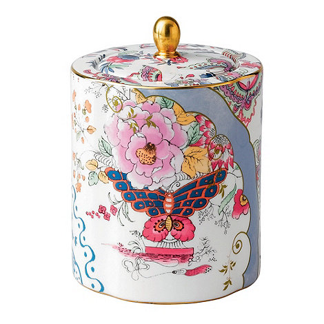 Wedgwood - Butterfly bloom tea jar