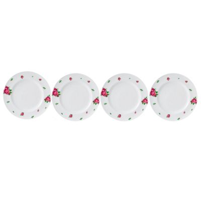 dinner set bone china white 12 piece fine bone china dinnerware