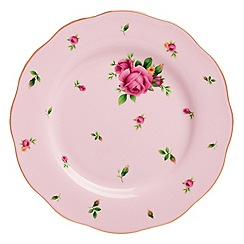 Royal Albert - Fine bone china 'Country Rose' salad plate