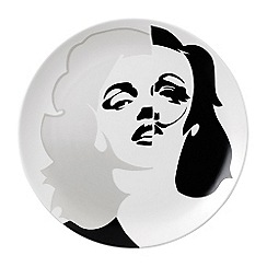 Royal Doulton - Street Art 'Marilyn Marlene Dali' wall plate