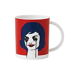 Royal Doulton - Street Art 'JFK'S Nightmare' mug