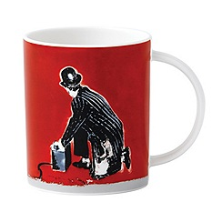 Royal Doulton - Street Art 'Rat Attack' mug