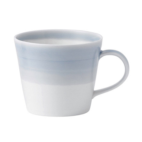 Royal Doulton - Blue '1815' porcelain mug