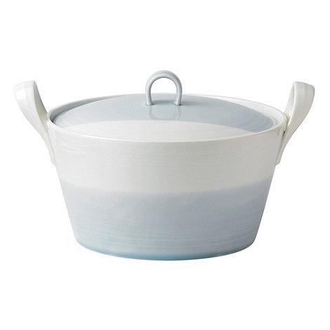 Royal Doulton - Porcelain blue +1815+ casserole dish