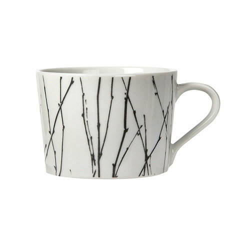 Betty Jackson.Black - Porcelain +Nordic+ tea cup
