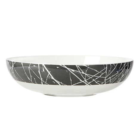 Betty Jackson.Black - Porcelain +Nordic+ serving bowl
