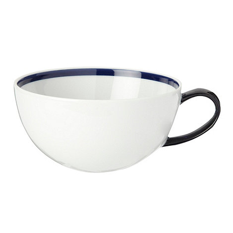 J by Jasper Conran - White 'Henley' tea cup