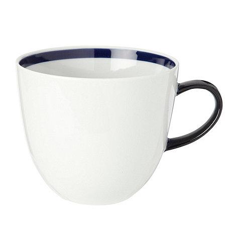 J by Jasper Conran - White +Henley+ mug