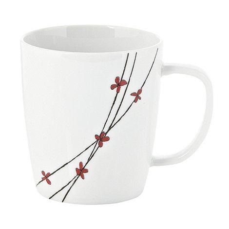RJR.John Rocha - White +Isla+ mug