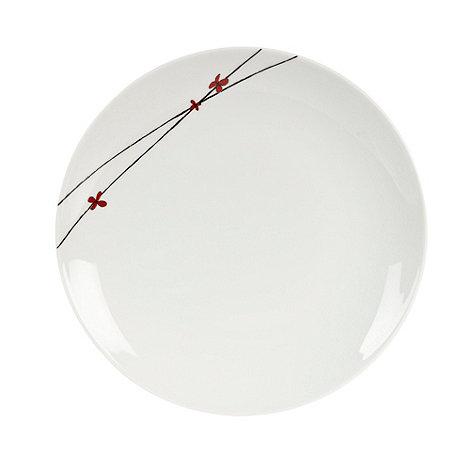 RJR.John Rocha - White +Isla+ dessert plate