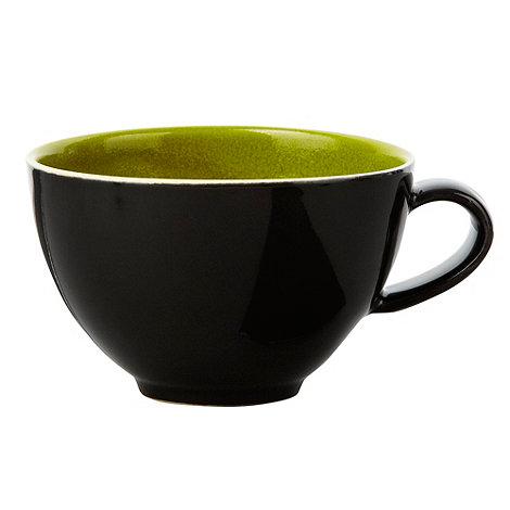 RJR.John Rocha - Green +Pico+ tea cup