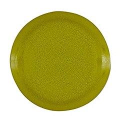 RJR.John Rocha - Green 'Pico' salad plate