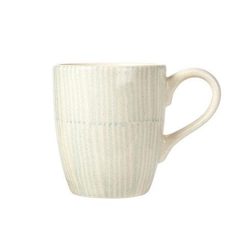 RJR.John Rocha - Cream +Brushstroke+ mug