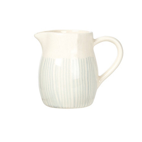 RJR.John Rocha - Cream +Brushstroke+ cream jug