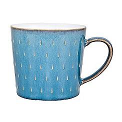 Denby - Azure cascade mug